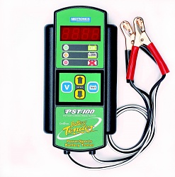 Battery Tender Conductance Tester na Auto-Moto Baterie