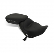 Mustang Sedlo Seat two piece studded ...