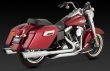 VANCE & HINES Twin Slash Duals CH...